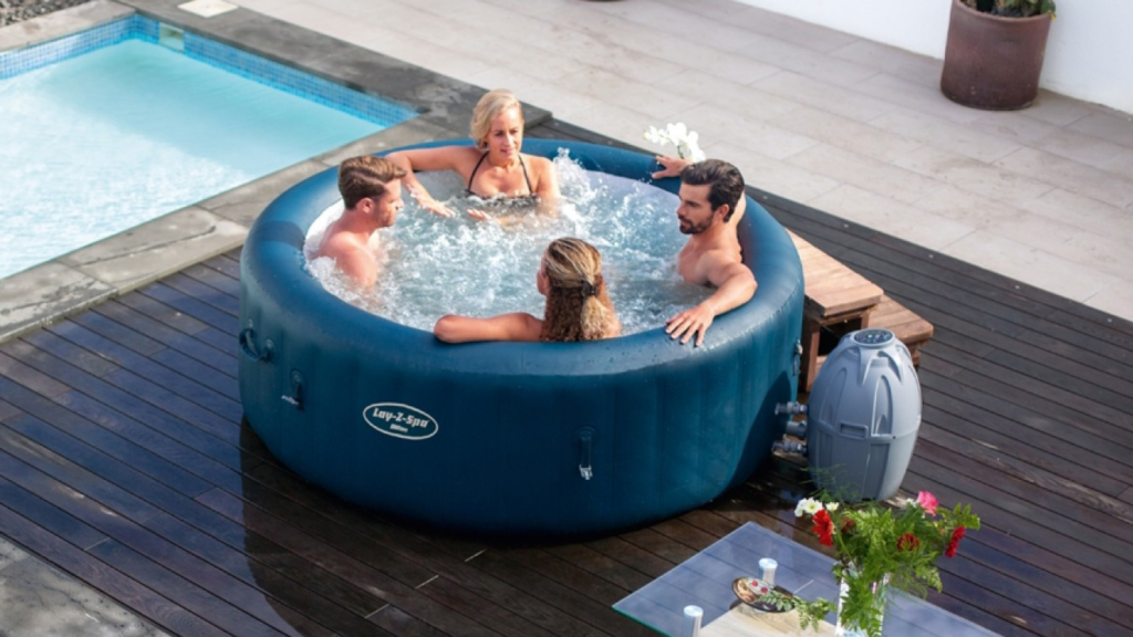 5 Crucial Things to Consider Before Choosing the Right Spot for Your Inflatable Spas